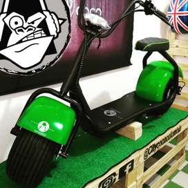 Citycoco GO Scooter Electrica 1500W 20ah