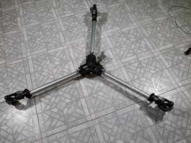 Dolly Profesional Manfrotto Modelo 181