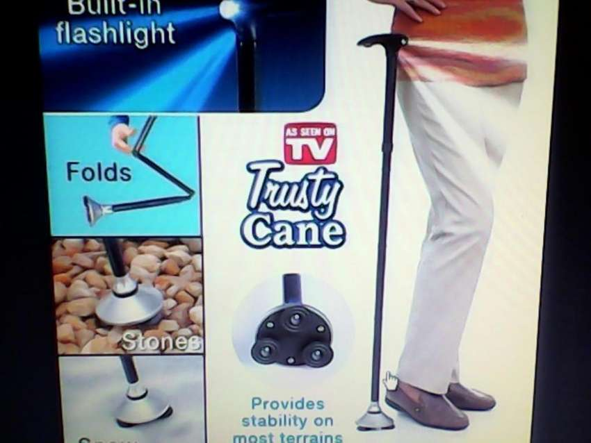 BASTON PLEGABLE TRUSTY CANE 0