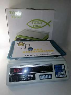 Balanza Electrónica 40kg