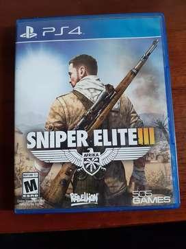 Sniper Elite 3 para PS4