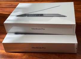 Macbook Pro Touch Bar 16gb ram 512gb 2.0 Mod 2020 Nuevos Sellados