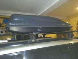 Porta equipaje en perfectas condiciones