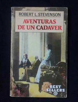 Aventuras de un Cadaver por Robert L. Stevenson