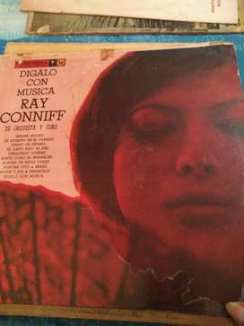 2 Discos Lp Ray Conniff
