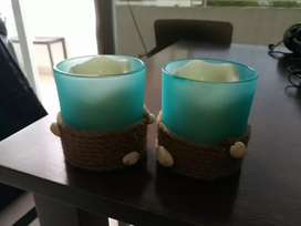 Velas electronicas kit de 2