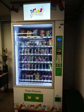 Maquina Dispensadora de Alimentos