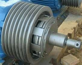 Clouch neumático marca Handle alemán para motor de 90 hp