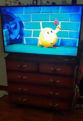 Vendo televisor LG con 6 meses de uso de 43'