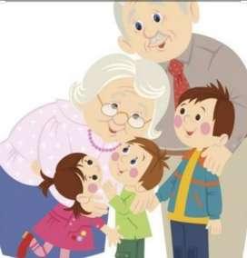 Busco empleo como cuidadora al adulto mayor o niñera tengo experiencia en las dos cosas y recomendaciones