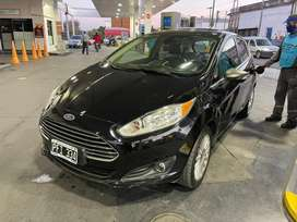 Ford Fiesta KD Titanium REC MEN VALOR