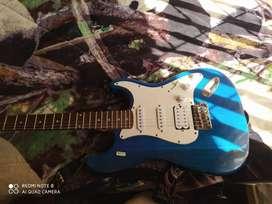 Vorson Stratocaster Hss V-155 Con Estuche Y Cable