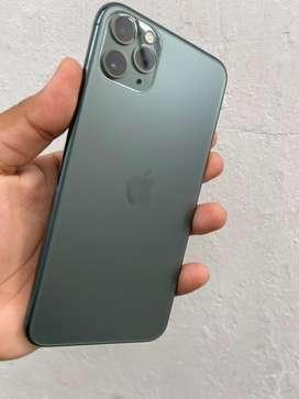 Iphone 11'pro max 256gb