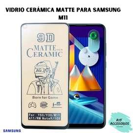 Vidrio Cerámica Samsung M11