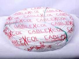 cable duplex 2x12 rolo 100 metros CABLEXCOL