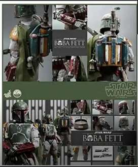 Hottoys Hot toys 3AA figuras originales