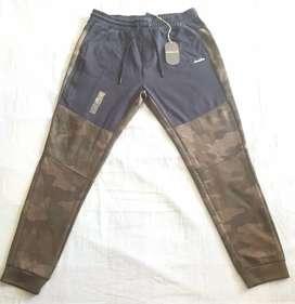 Jogger pantalón Diadora original **sudadera deportivo T - L