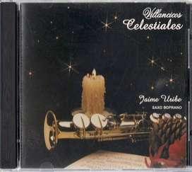 Villancicos Celestiales Por Jaime Uribe Saxo Soprano —— CBCO