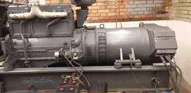Planta eléctrica MAN 140KWTS