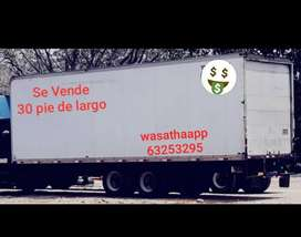 Vendo vagón 30 pie de largo