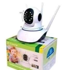 Camara robótica 3 antena
