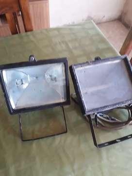 Reflector de 500 w