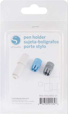 Pen Holder o Portalápices Silhouette Cameo