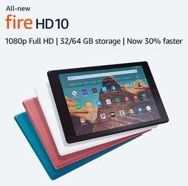 AMAZON FIRE TABLET HD 10