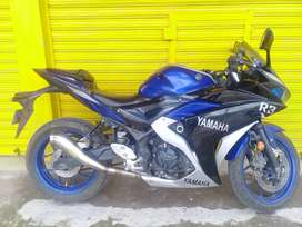 Vendo Mi R3 Yamaha 2015