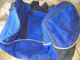 Bolso azul deportivo