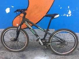 Bicicleta BKR niño