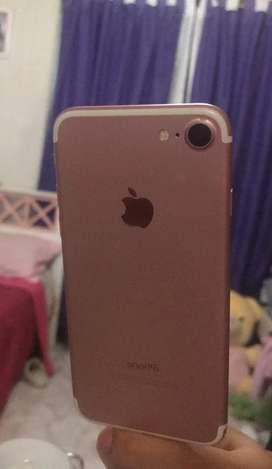 Vendo iphone 7 rose