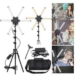 Led Profesional Star Light Digital Para Fotografia Luz Led