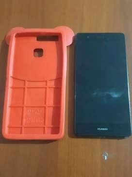 Huawei P9 Lite color negro