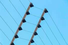 Ladrones ya no mas instale cercos eléctricos y cámaras de seguridad somos profesionales instaladores directos