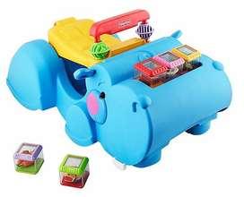 Hipopotamo dos en uno fisher price