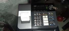 Vendo registradora casio pcr t280 como nueva 6 meses de uso
