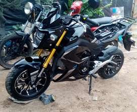Moto Advance Monkey 125cc