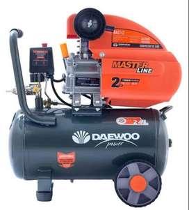 Compresor Daewoo DAC50D 2.5 HP 50 Litros