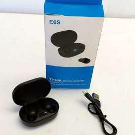 Audífonos inalambricos Bluetooth E6S