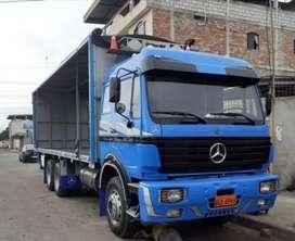 Mula Mercedes Benz 2636