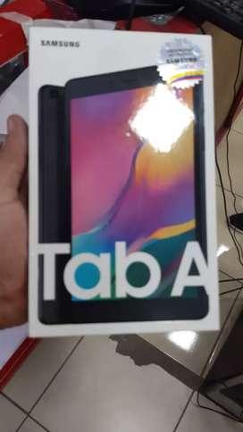 Tablet SAMSUNG TAb A nuevas de paquetes