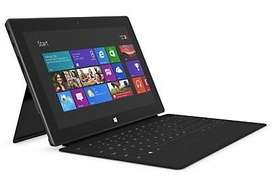 fabulosa tablet Surface RT