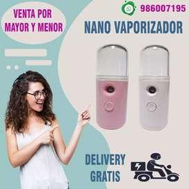 Nano Vaporizador
