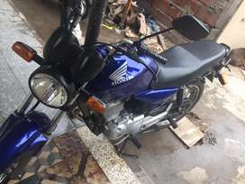 Vendo Honda Cg titan 150