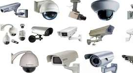 Alarmas y cámaras de seguridad provisión e instalación