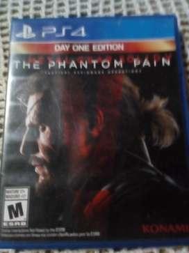 Metal gear soli dv the Phantom pain