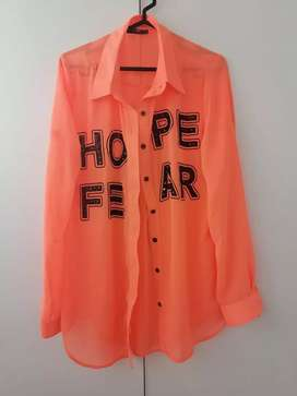 Blusa/camisa de mujer