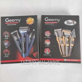 Patillera afeitadora Geemy 3 en 1