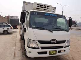 Vendo camion isotermico 4 Toneladas Hino